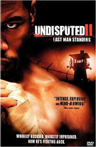 Undisputed II - Last Man Standing(Bilingual) DVD Movie
