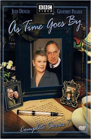 As Time Goes By - Complete Series 7 DVD Movie