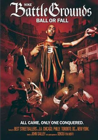 Nike Battle Grounds - Ball or Fall DVD Movie
