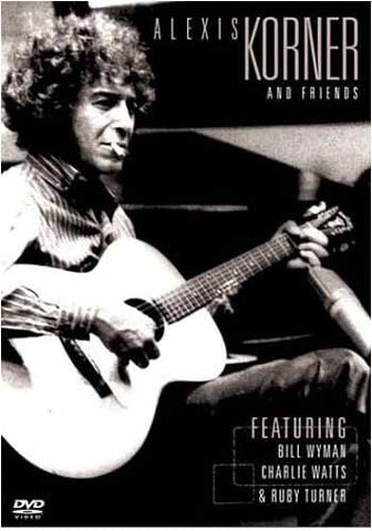 Alexis Korner and Friends DVD Movie