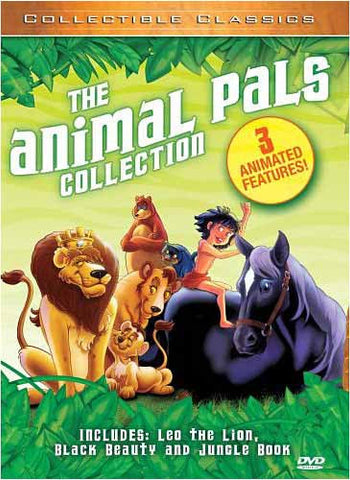 The Animal Pals Collection (Boxset) DVD Movie