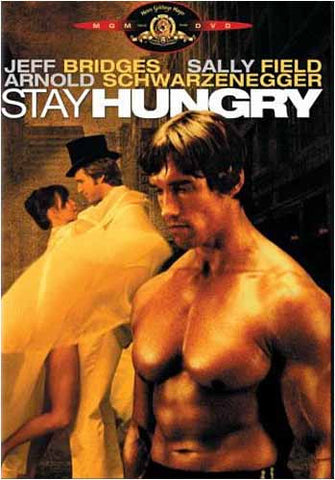 Stay Hungry DVD Movie