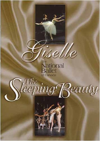 Giselle The Sleeping Beauty DVD Movie