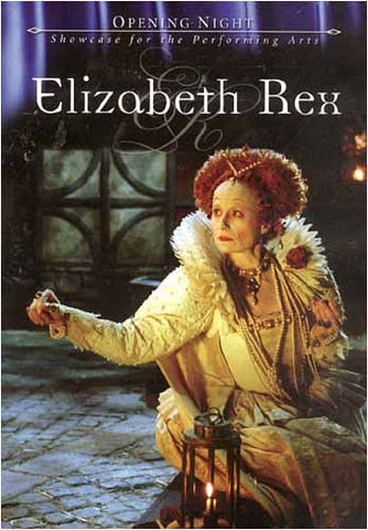 Elizabeth Rex DVD Movie