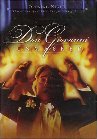 Don Giovanni - Unmasked DVD Movie