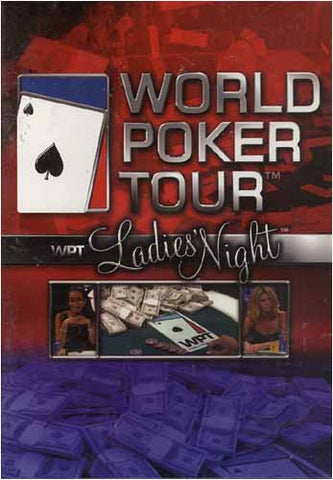 World Poker Tour - Ladies Night DVD Movie