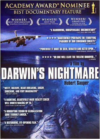 Darwin's Nightmare DVD Movie