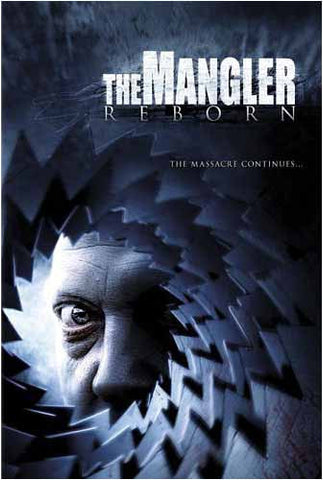 The Mangler Reborn DVD Movie