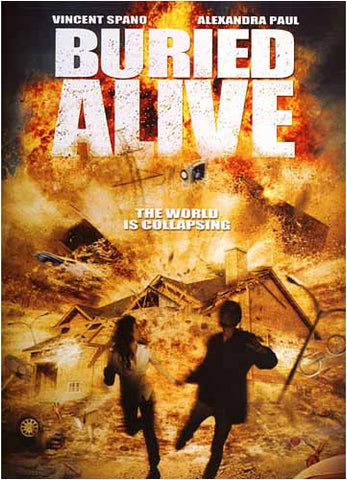 Buried Alive DVD Movie