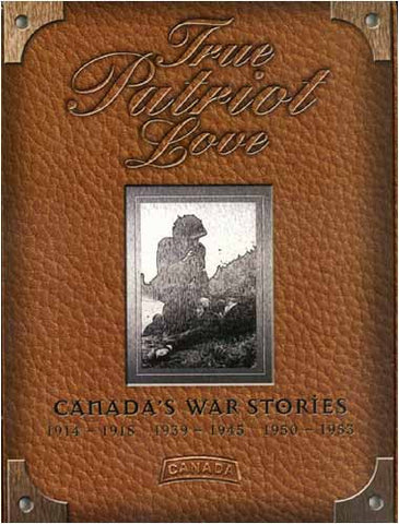 True Patriot Love - Canada's War Stories (Boxset) DVD Movie