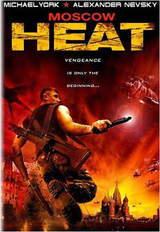 Moscow Heat DVD Movie