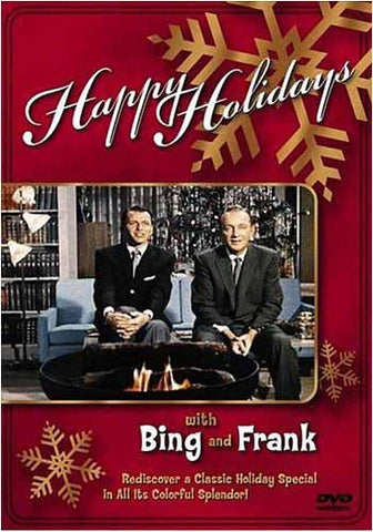 Happy Holidays with Bing and Frank DVD Movie