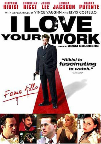 I Love Your Work DVD Movie