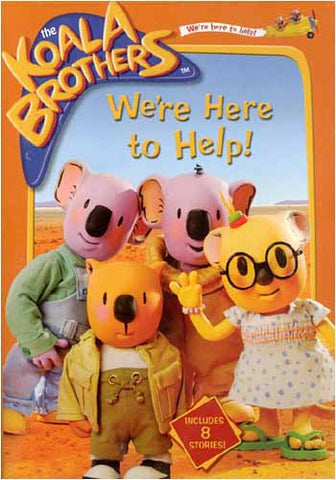 Koala Brothers - We re Here to Help DVD Movie