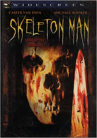 Skeleton Man DVD Movie