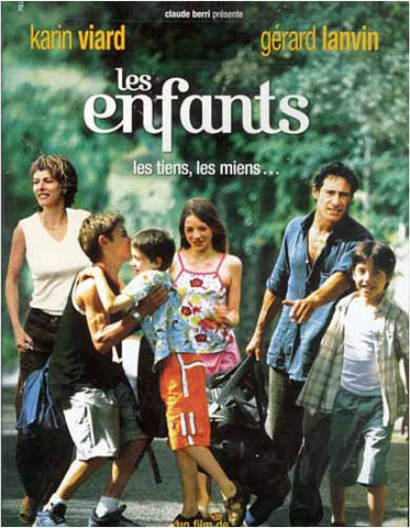 Les Enfants (French Version) DVD Movie