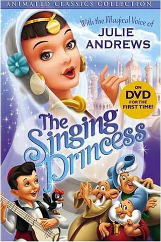 The Singing Princess DVD Movie