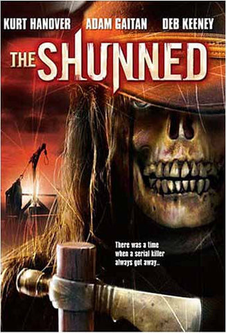 The Shunned DVD Movie
