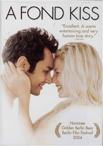 A Fond Kiss DVD Movie
