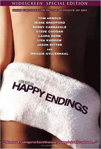 Happy Endings (Widescreen Special Edition) DVD Movie