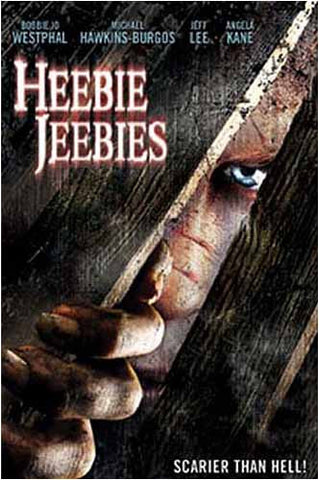 Heebie Jeebies DVD Movie