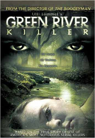 Green River Killer DVD Movie