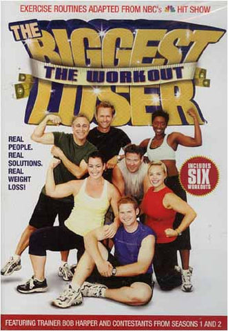 The Biggest Loser Workout - Vol. 1 DVD Movie