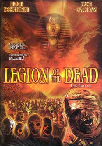 Legion of the Dead (Bruce Boxleitner) DVD Movie