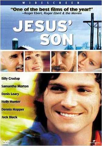 Jesus' Son DVD Movie