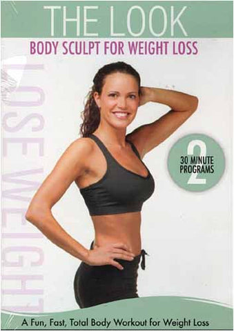 The Look - Body Sculpt For Weight Loss DVD Movie