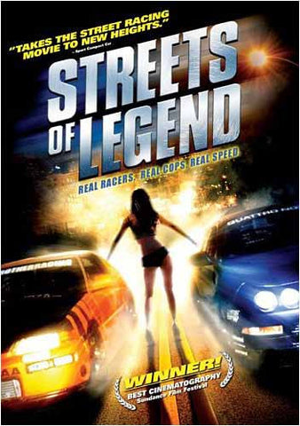 Streets Of Legend DVD Movie