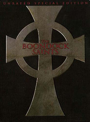 The Boondock Saints Deluxe Collector's Edition DVD Movie