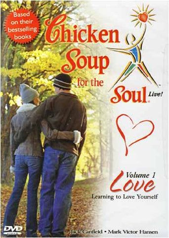 Chicken Soup for the Soul Live! Love (Vol. 1) DVD Movie