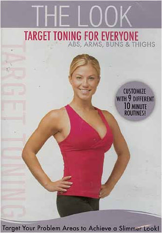 The Look - Target Toning For Everyone DVD Movie