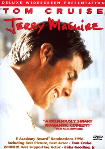 Jerry Maguire (Deluxe WideScreen Edition) DVD Movie