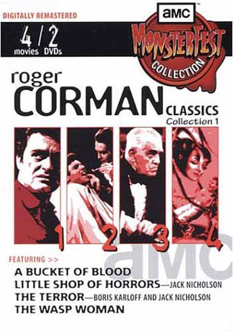 Roger Corman Classics Collection 1 DVD Movie