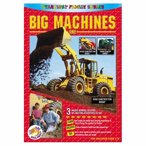 Big Machines (volume 1) DVD Movie