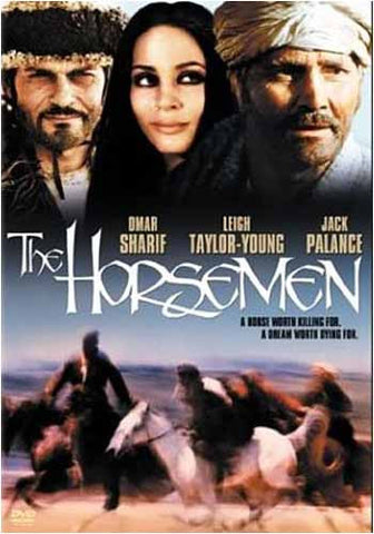 The Horsemen DVD Movie