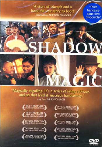 Shadow Magic DVD Movie