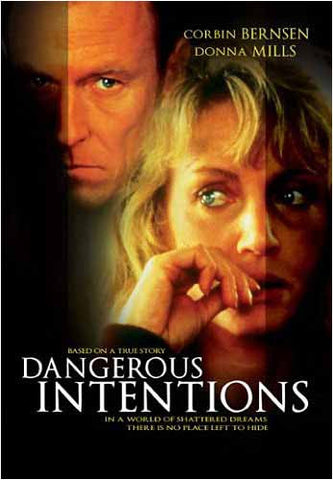 Dangerous Intentions DVD Movie