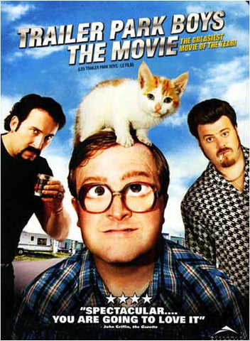 Trailer Park Boys - The Movie(Bilingual) DVD Movie
