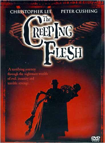 The Creeping Flesh DVD Movie