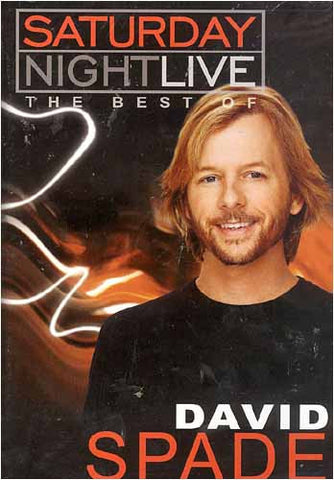 Saturday Night Live - The Best of David Spade DVD Movie