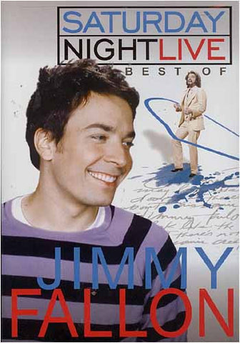 Saturday Night Live - The Best of Jimmy Fallon DVD Movie