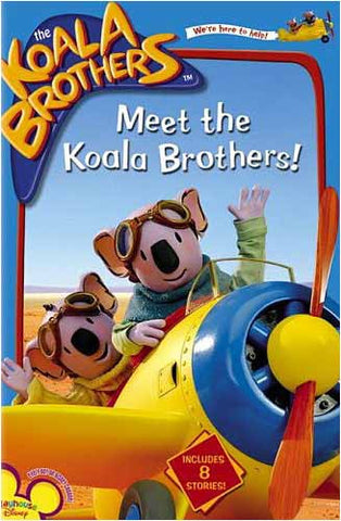 The Koala Brothers - Meet the Koala Brothers! DVD Movie