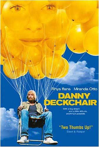 Danny Deckchair DVD Movie