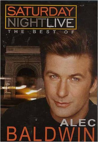 Saturday Night Live - The Best of Alec Baldwin DVD Movie