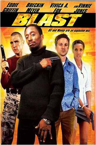 Blast (Eddie Griffin) DVD Movie