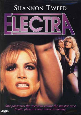 Electra (Shannon Tweed) DVD Movie