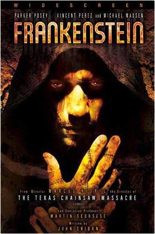 Frankenstein (Marcus Nispel) DVD Movie